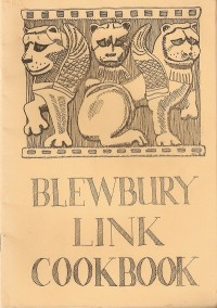 Image of Blewbury Link Cookbook