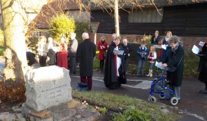 1205-on-13th-remembrance-service-blewbury